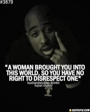Respect Woman.