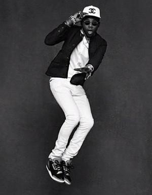 Wiz Khalifa Converse Chuck