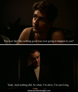 The sopranos quotes