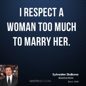 Sylvester Stallone Funny Quotes