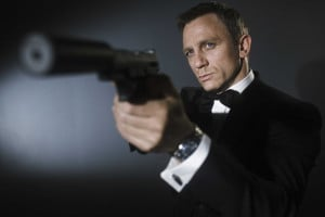 James Bond: Suave, debonair, and sophisticated. A habitual womanizer ...