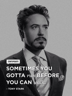 and tony stark quotes