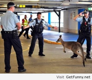 Australian police, is just a regular day - Funny Pictures, Funny Qu...
