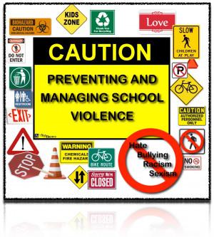 School Violence Prevention