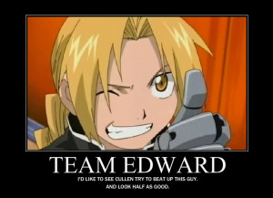Anime FMA - Edward Elric