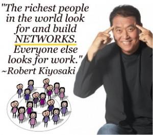 Robert Kiyosaki Network Marketing Assets