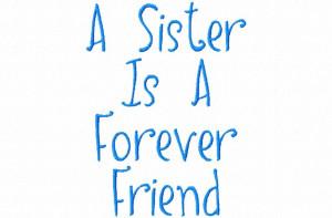 Sister Sayings Embroi... )