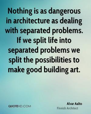 Alvar Aalto Architecture Quotes