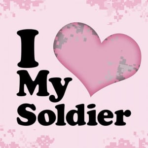 iStyles Designs All I Love My Soldier