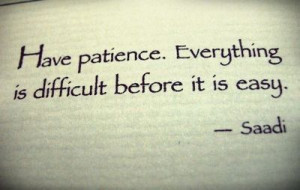 patience bill giyaman posted 3 years ago to their inspiring quotes and ...