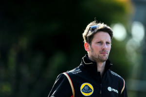 Romain Grosjean is eager for more points this weekend in Bahrain
