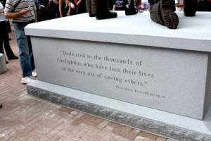 Fallen Firefighter Memorial Quotes
