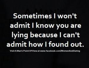 lying #sayings #caught #sneaky