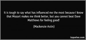More Mackenzie Astin Quotes
