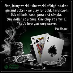Quotes, Favorit Quotes, Poker Gambl Lif, Gambler Quotes, Poker Quotes ...