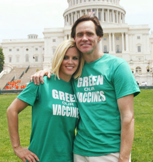 jenny mccarthy with jim carrey Jenny McCarthy Quotes