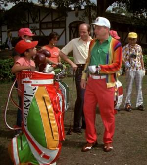 Rodney Dangerfield Golf Bag