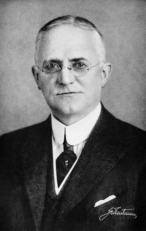 George Eastman em 1917