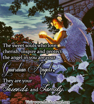 Guardian Angels Quotes Protection Guardian angels