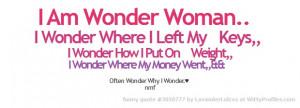 Am Wonder ★ Woman..