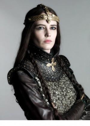 Eva Green as Morgana (