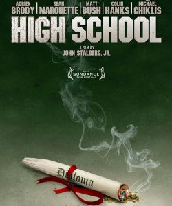 New HIGH School Trailer Is Bizarre Even Before It Quotes Cinema Blend ...