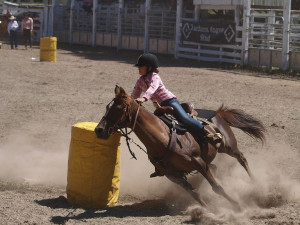 Barrel Racing Tattoo Barrel racing girl