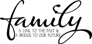... BRIDGE TO OUR FUTURE Vinyl wall lettering stickers quotes and sayings
