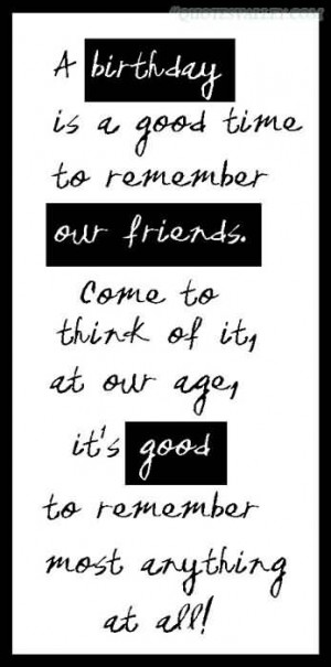 Remember The Good Times Quotes