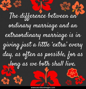 Inspirational quotes marriage