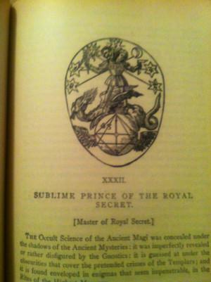 Albert Pike Luciferian Doctrine