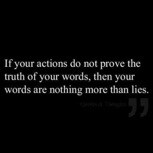 Tired of being lied to!!!!!
