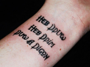 27 Incredible Gaelic Tattoos