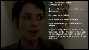 Girl, Interrupted - There isn't a day my heart doesn't find them.