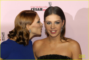 Adele Exarchopoulos And Lea