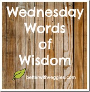 Wednesday Wisdom Quotes Funny. QuotesGram