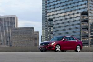2014 Cadillac ATS - Photo Gallery
