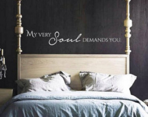 Soul Demands You Jane Eyre by Charlotte Bronte Romantic Love Quote ...