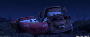 Mater: What's so important about this race of yours, anyway?