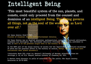 Intelligent Quotes Isaac newton and atheism