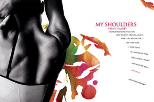 These Nike Women ad's are a few years old but I love them!