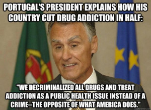 the quote above is about cutting drug use but the truth is that it ...