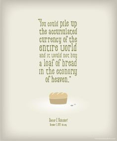Quotes on Bread (and Baking)