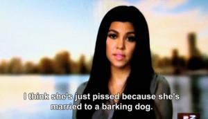 Kourtney Kardashian Funny Quotes