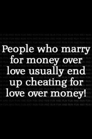 Funny Quotes About Love And Money