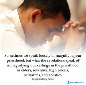 2014 Relief Society & Priesthood Quotes from Lesson 12 by Mormonbasics