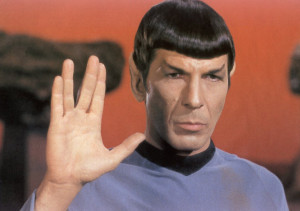 Mr. Spock Mr Spock