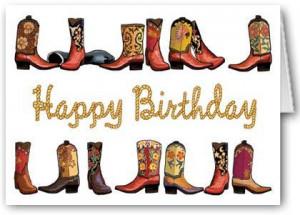 happy birthday cowboy quotes