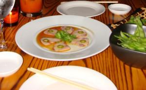 Nobu Restaurant Menu in New York