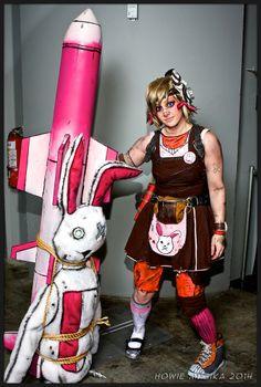 tiny tina borderlands 2 cosplay more cosplay dragoncon cosplay tiny ...